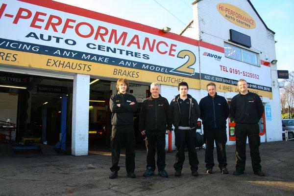 Hi Performance Auto Centre 2 Garage, The Barnes, Sunderland