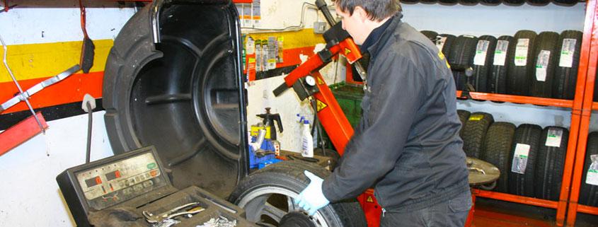 Kwik Tyre Repair